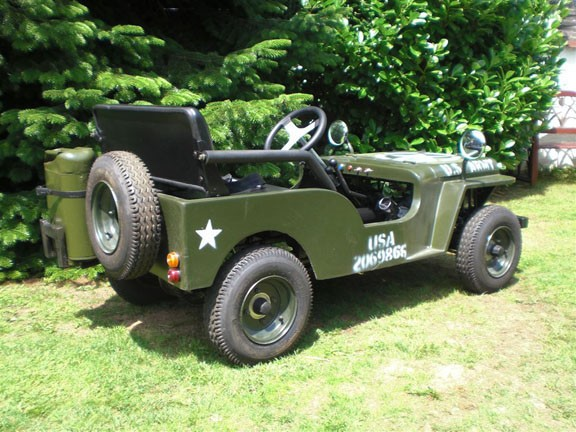 kinderauto elektrokinderauto willy mini jeep kinderjeep. Black Bedroom Furniture Sets. Home Design Ideas