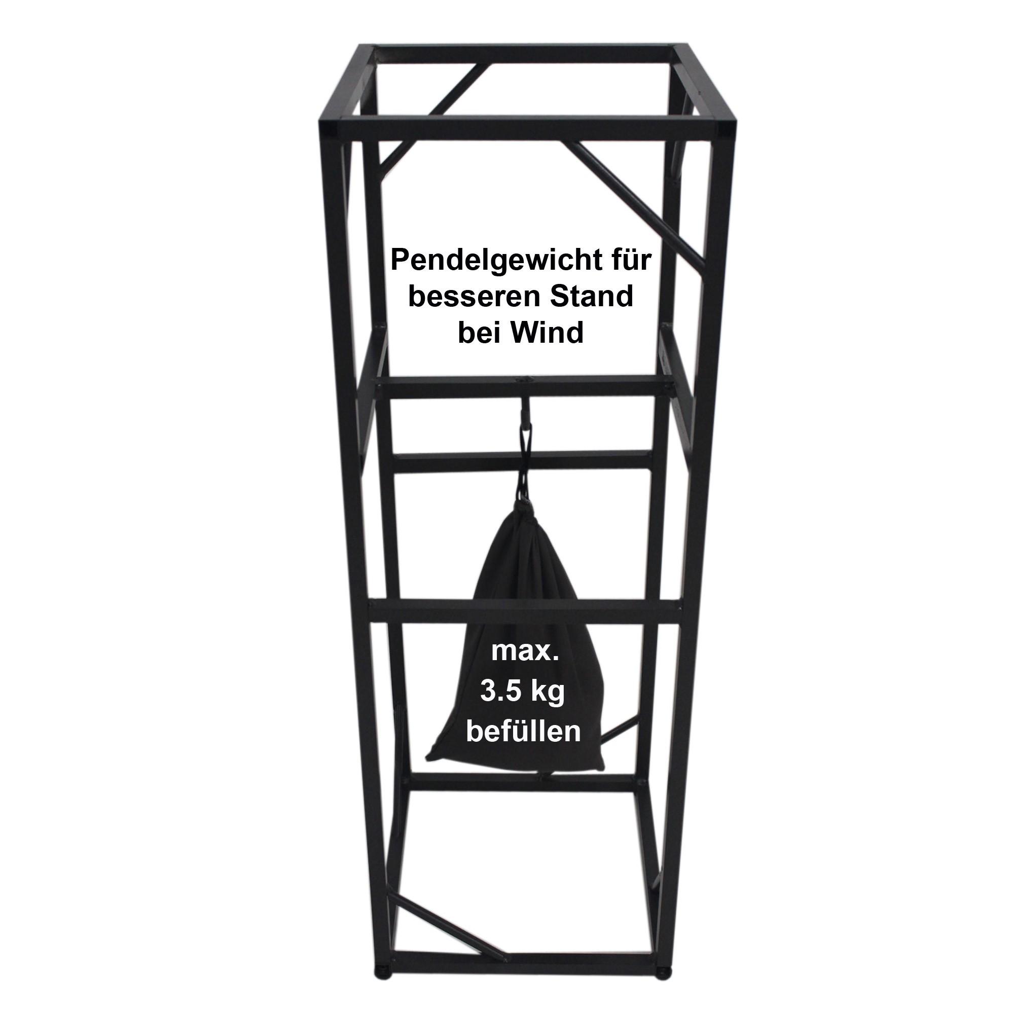 Gartenmobel Cube Rattan : Feuersäule Java Braun GartenmöbelRattan Feuersäule