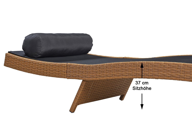 polyrattan gartenmobel farbe natur interessante ideen f r die gestaltung von. Black Bedroom Furniture Sets. Home Design Ideas